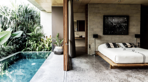 Pool Suite at The Slow, Canggu cheap hotel